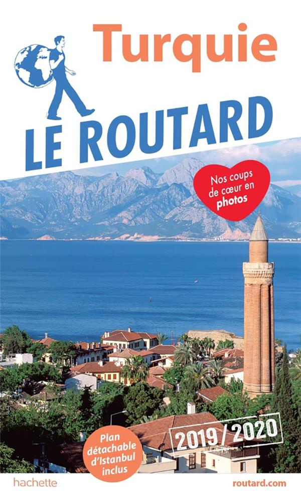 GUIDE DU ROUTARD TURQUIE 201920